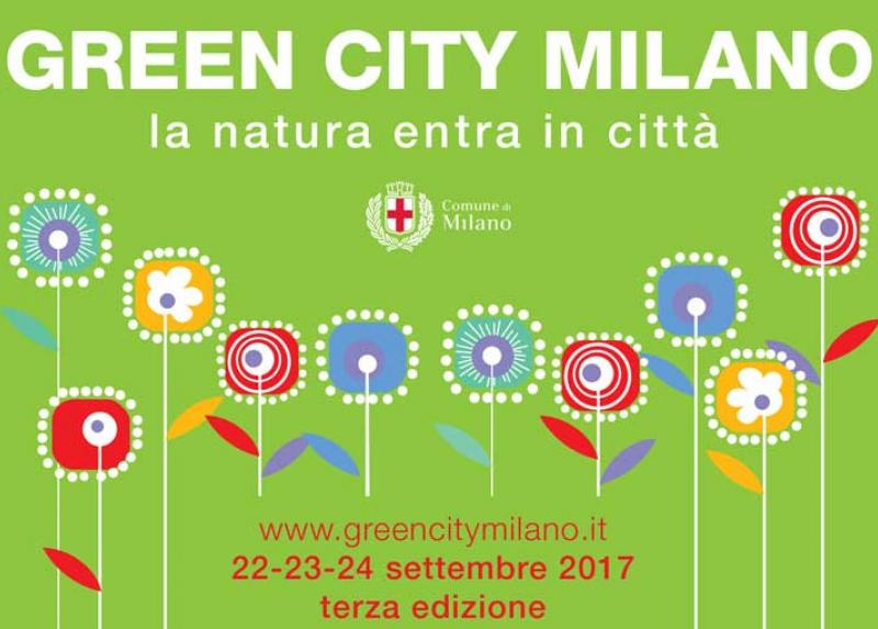 Il banner di Green City 2017
