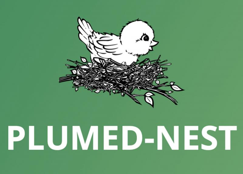 Il logo di PLUMED-NEST