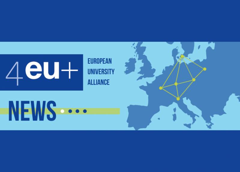 La newsletter 4EU+