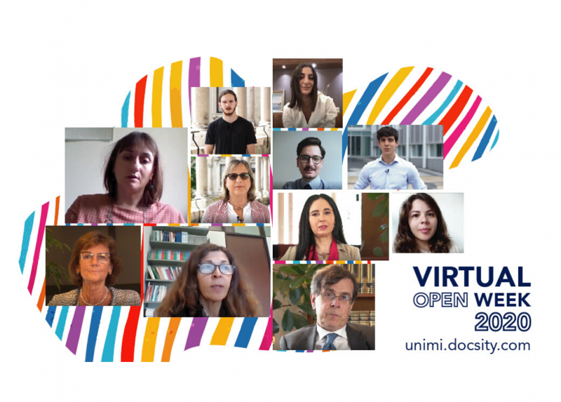 La Virtual Open Week prosegue online su unimi.docsity.com