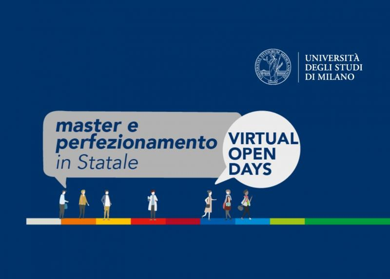 I Virtual Open Days della Statale